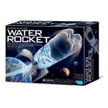 Bygg din egen vannrakett