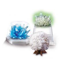 Krystalldyrkning - Lær om krystaller