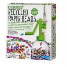 Papirperler - Gjenbrukspapir