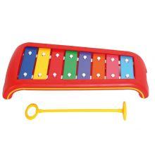 Xylofon i ramme