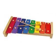 Xylofon i tre