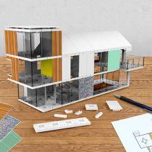Arkitektsett - Arckit 120