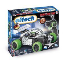 Metallbyggesett - Racer m. motor fjernstyrt 2,4Ghz