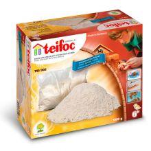 Teifoc Byggesett tilbehør - Sement 1 kg