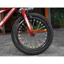 Tilbehør løpesykkel - Reflekskuler til hjul