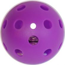 Ball med bjelle - 9 cm