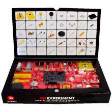 Eksperimentkasse med 101 forsøk