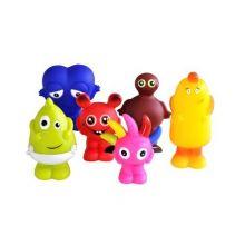 Babblarna språktrening - Plastfigurer