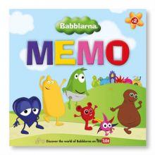 Babblarna språktrening - Memo huskespill