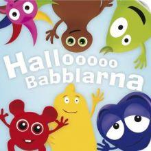 Babblarna språktrenings pappbok - Hallooooo