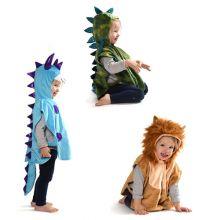 Kostyme - Babydrakt (kappe med hette)
