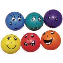 Baller med følelser 6 stk - Ø 20 cm