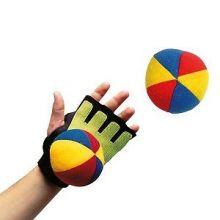 Håndball med borrelås