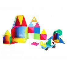 Magna-Tiles | Farget 48 stk.