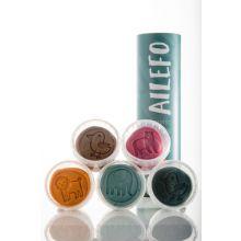 Ailefo Modellvoks - 5 x 100 gram