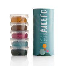 Ailefo modellvoks - 5 x 160 gram