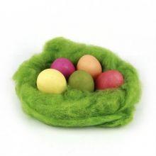 Naturlig farge til egg - 5 farger