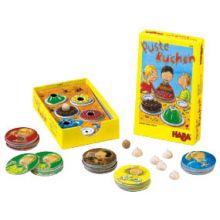 Oppblåsbare kake språkspill