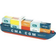 Vilacity - Magnetisk kontainerskip