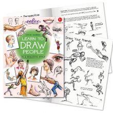 Lær å tegne - Mennesker