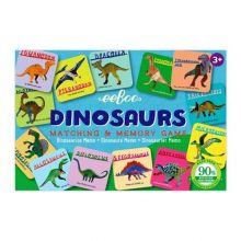 Vendespill - Dinosaurer