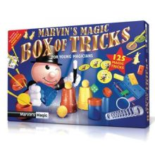 Marvin's Magic - Tryllesett med 125 triks