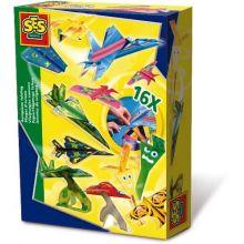 Origami - Papirflyvere 16 stk