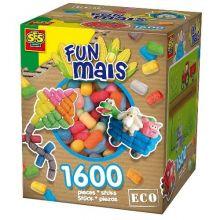 Funmais - Mix Mega Boks 1600 stk