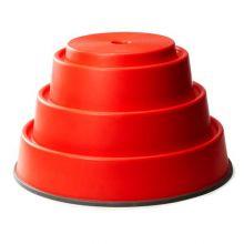 Balancebane tilbehør - Topp 24cm rød