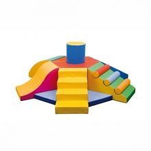 Skummøbel - Megapyramide 19 deler