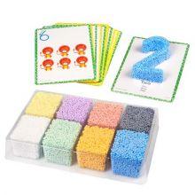 PlayFoam - Form & lær tall