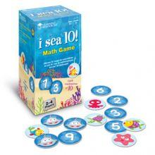 Fisk en 10er - Matematikkspill