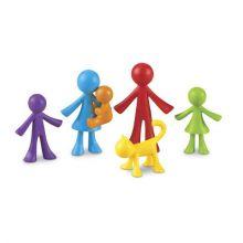 Min familie 2 - Mengde- og språkforståelse