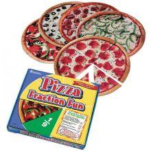 Brøkspill - Pizza