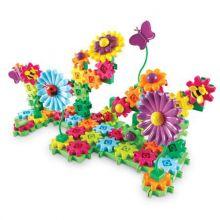 Bygg din egen blomsterhage - 115 deler