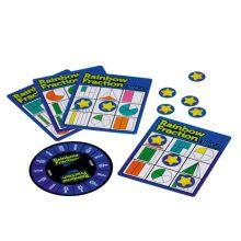 Bingo - Lær brøker