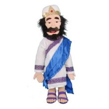 Bibelsk hånddukke 70 cm - Kong David