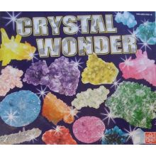 Krystalldyrking - stort sett