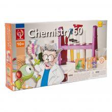Kjemisett med 60 eksperimenter