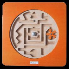 Veggpanel - Labyrinten