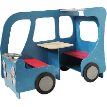 Lekehjørne - Buss