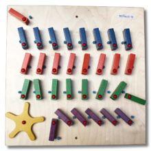 Domino 4 rekker