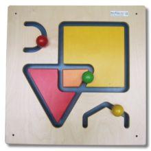 Geometri - Form & farger