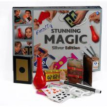 Tryllesett Magic Silver, 100 tricks