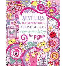Alvildas malebok for jenter