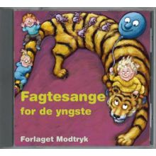 Mimesanger for de yngste - CD