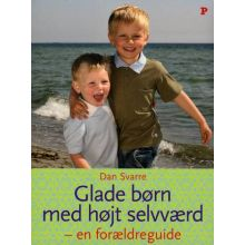 Glade barn med høyt selvverd