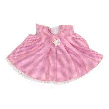 Rubens Little tilbehør - Rosa kjole
