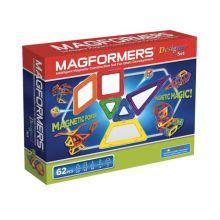 Magformers 62 stk - Designer sett