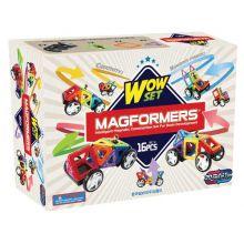 Magformers 16 stk - Startsett